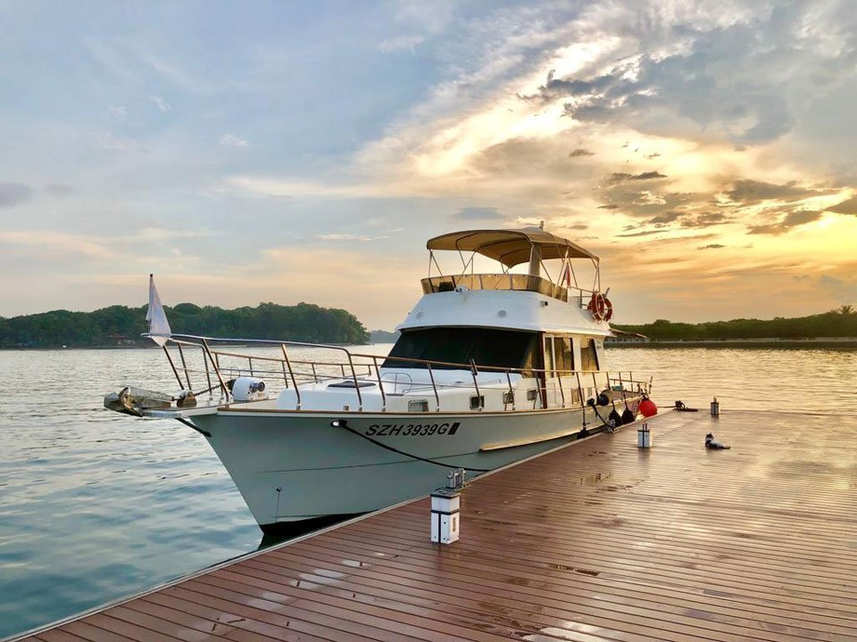 The Yacht Club Yacht Rental and Yacht Charter