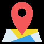 location gps map