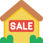 sale of house flat