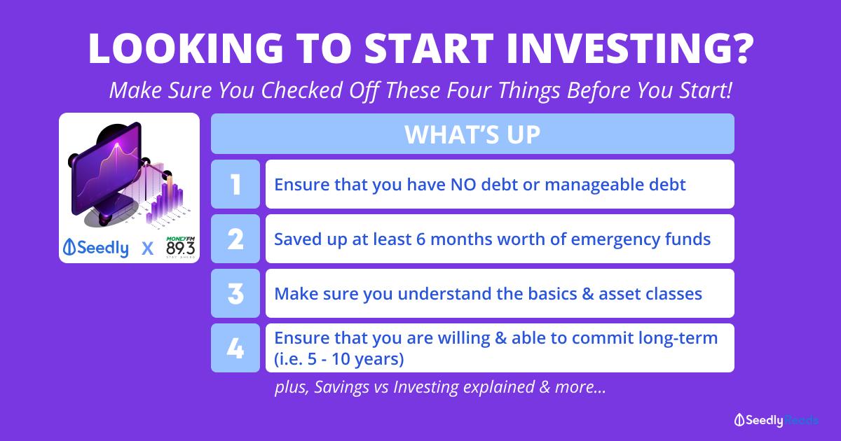 Start Investing in 2021