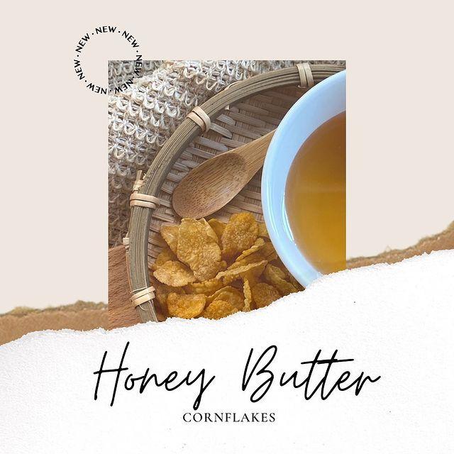 honey butter cornflakes