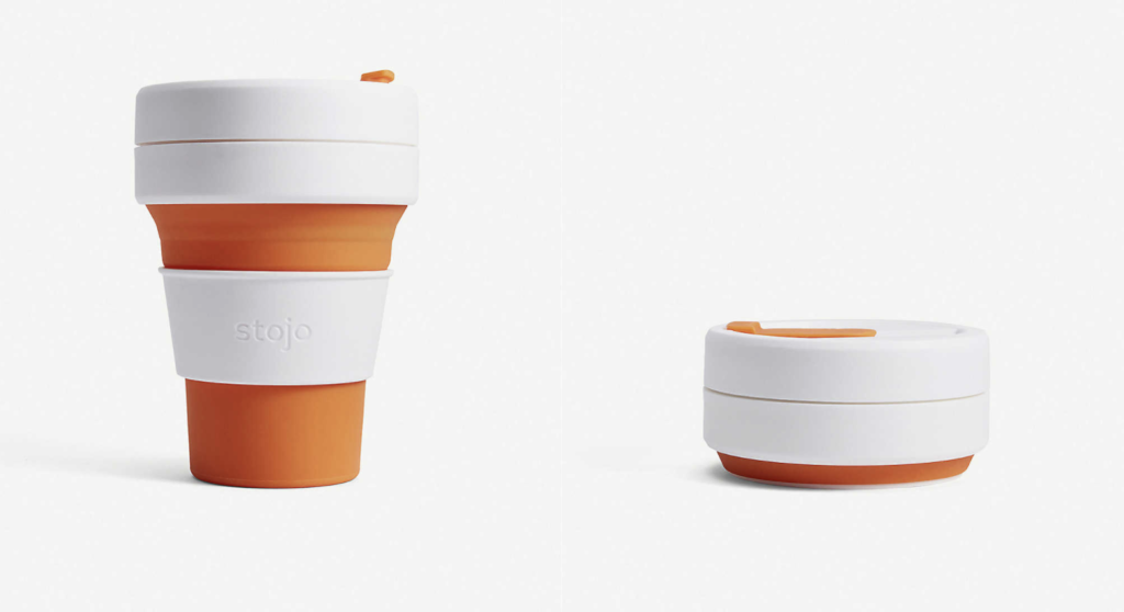 Stojo Collapsible Pocket Cup 355ml