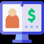 bank account desktop money