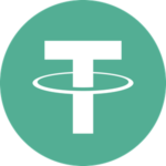 tether coin logo